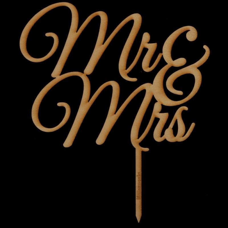 Mr und Mrs Typ 4 in Holz